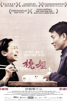 A simple life 2011 directed by ann hui reviews film for Simple living documentary