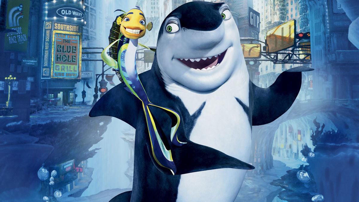 Shark Tale 2004 Directed By Vicky Jenson Bibo Bergeron Et Al Reviews Film Cast Letterboxd