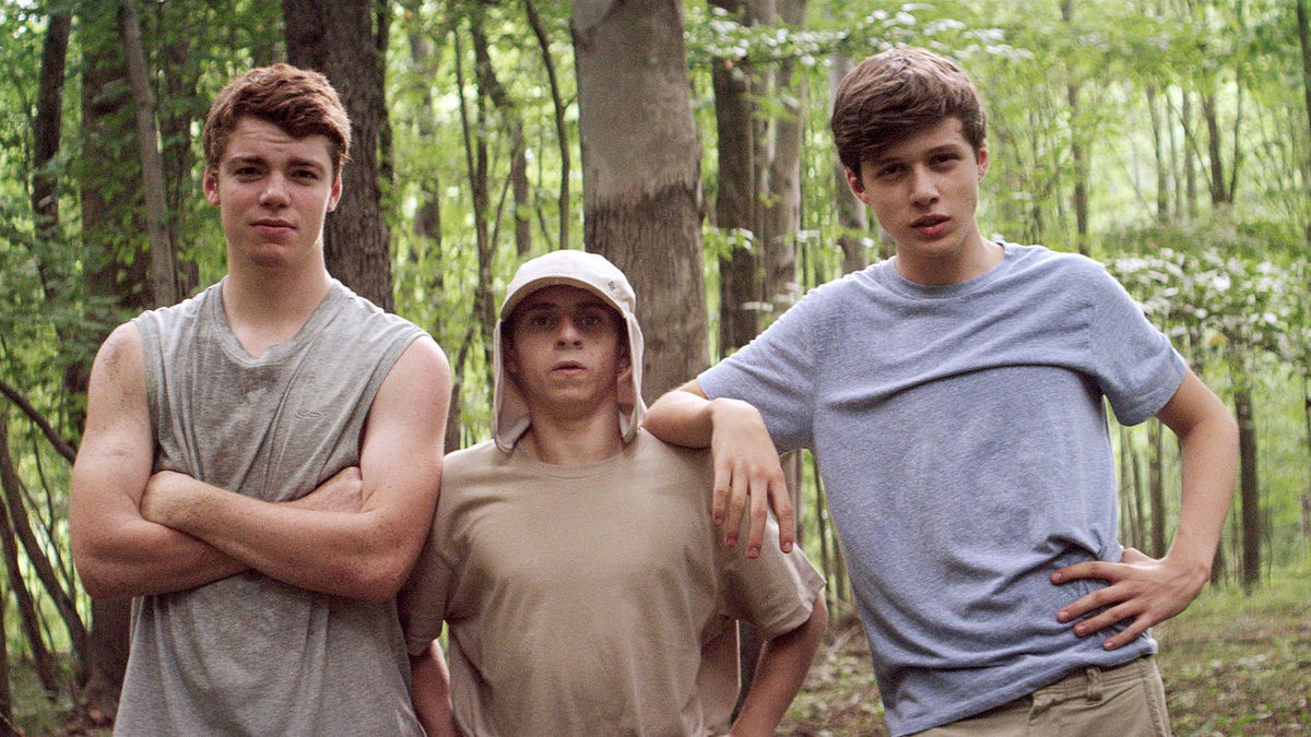 Image result for kings of summer 2013