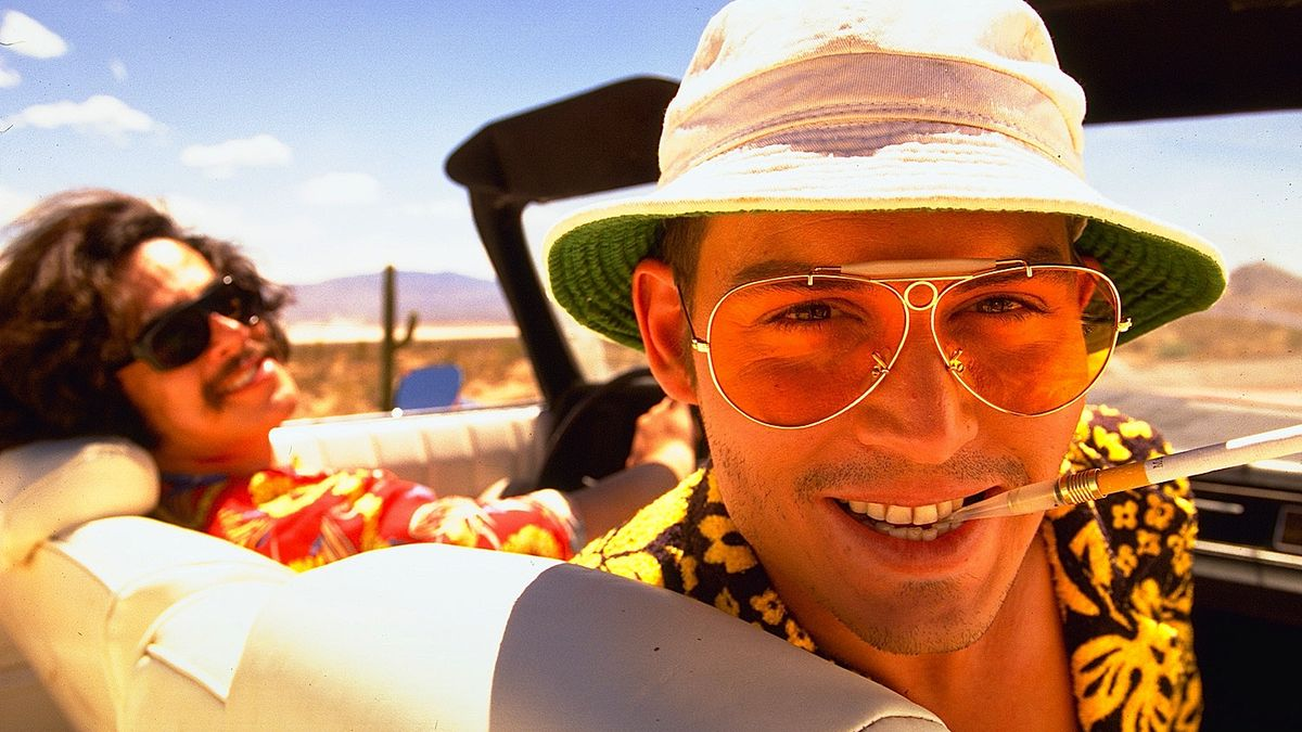 Fear and Loathing in Las Vegas  movie ile ilgili görsel sonucu