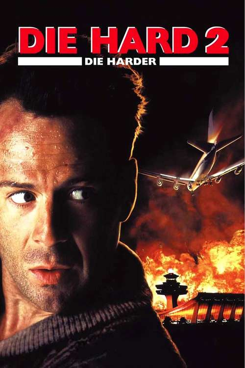 Film poster for Die Hard 2