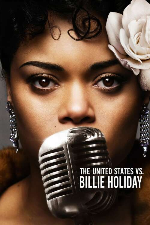 Cover The United States vs. Billie Holiday
