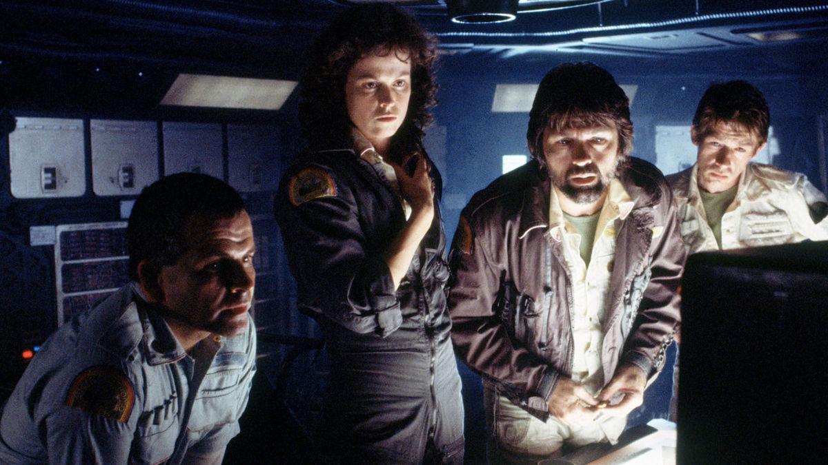 Best horror movies alien Halloween