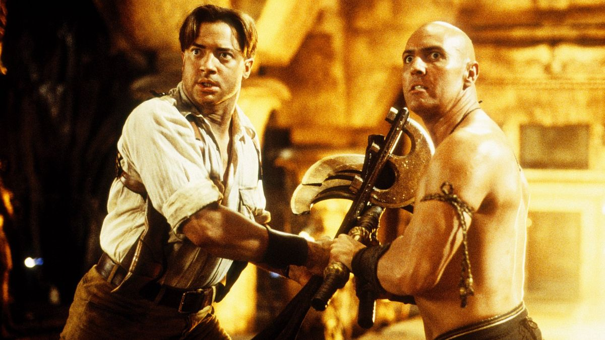 Image result for The Mummy Returns 2001