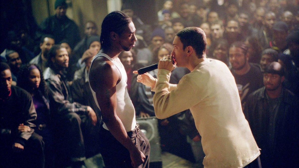 8 Mile 2002 Directed By Curtis Hanson Reviews Film Cast Letterboxd