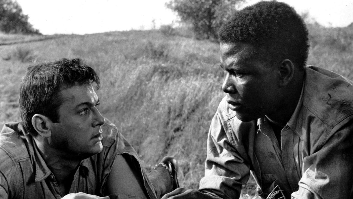 The Defiant Ones (1958) directed by Stanley Kramer • Reviews, film ...