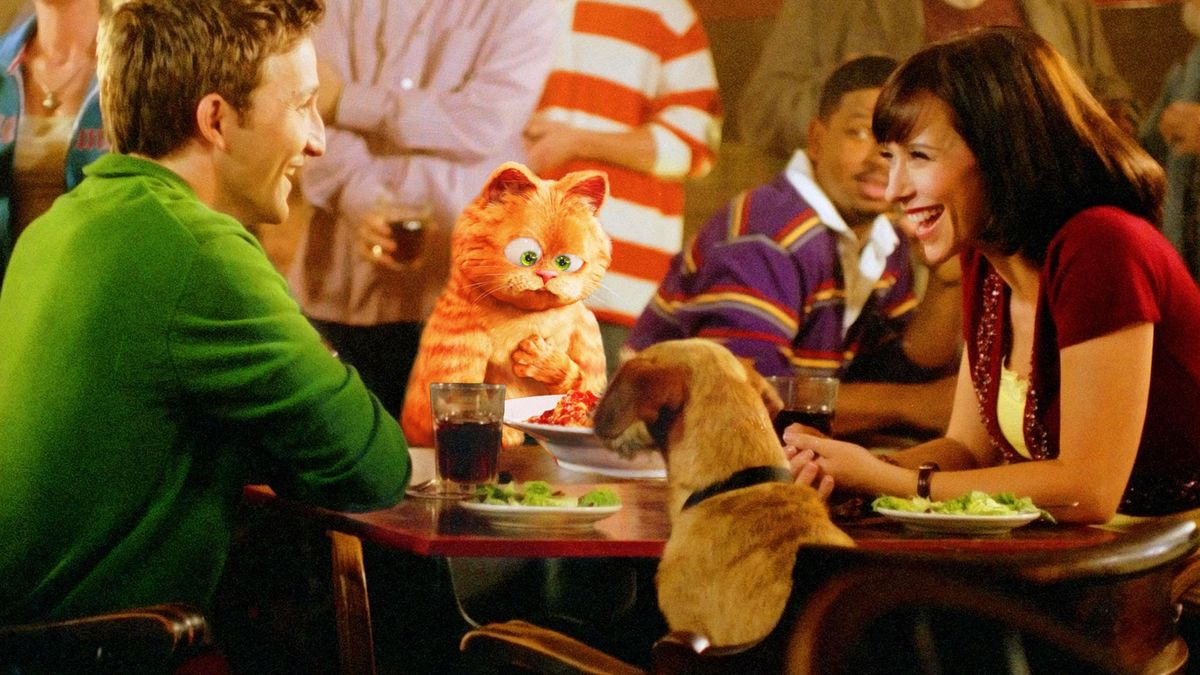 Garfield A Tail Of Two Kitties 2006 Directed By Tim Hill Reviews Film Cast Letterboxd