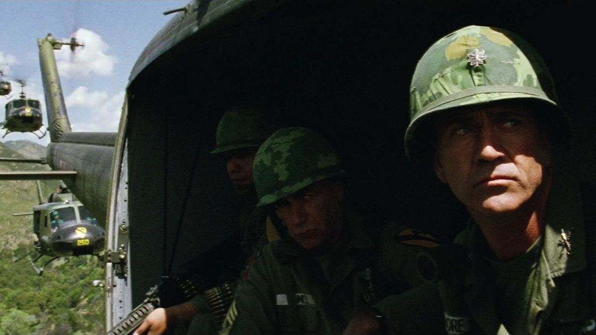 we were soldiers 2002 directed by randall wallace