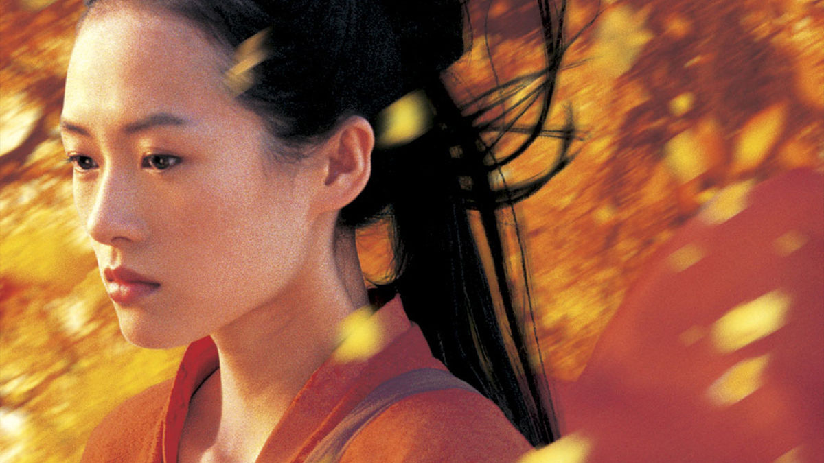 Hero 2002 Directed By Zhang Yimou Reviews Film Cast Letterboxd