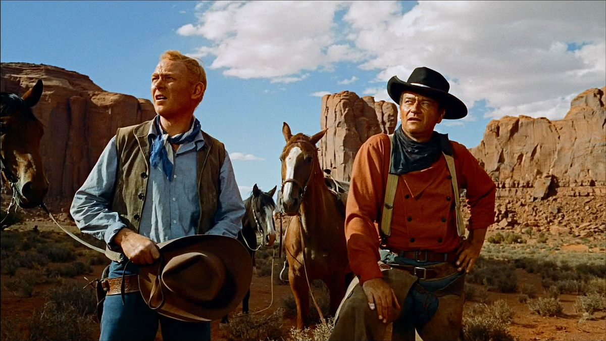 The Searchers (1956) directed by John Ford • Reviews, film + cast •  Letterboxd