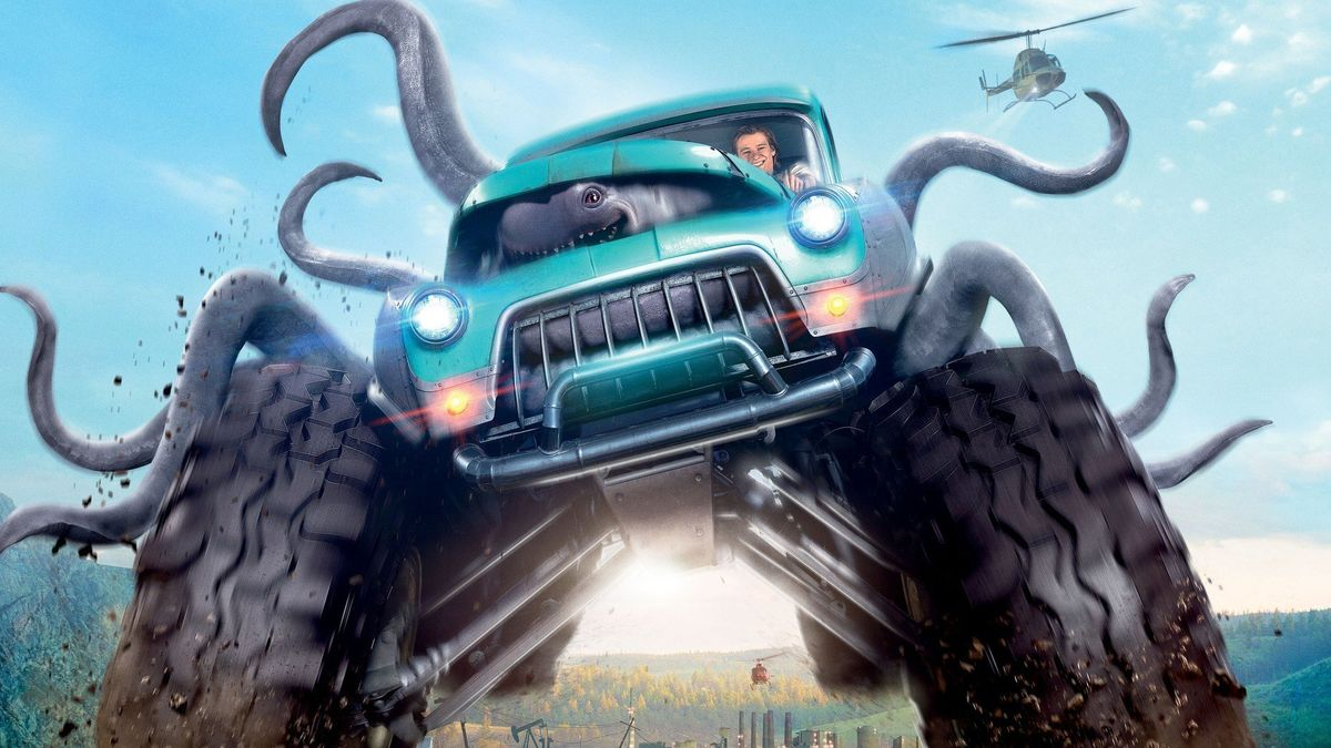 Monster Trucks 2016 Directed By Chris Wedge Reviews Film Cast Letterboxd