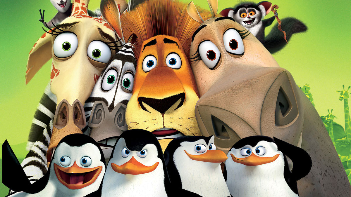 Madagascar: Escape 2 Africa (2008) directed by Eric Darnell