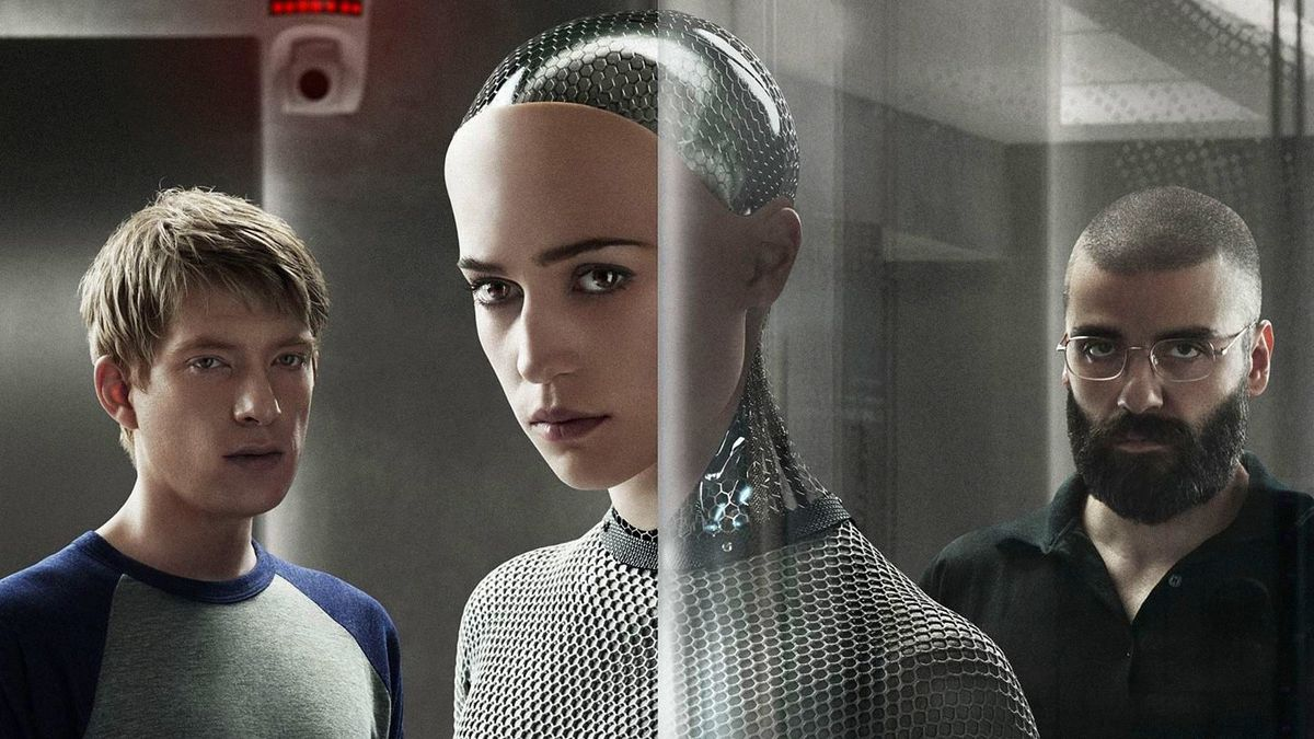 Ex Machina (2014) directed by Alex Garland • Reviews, film + cast ...