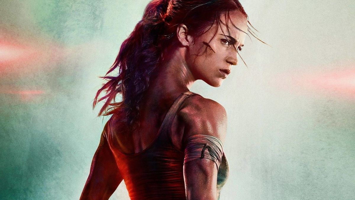 Tomb Raider 2018 Directed By Roar Uthaug Reviews Film Cast