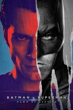 Filmplakat Batman v Superman: Dawn of Justice, 2016