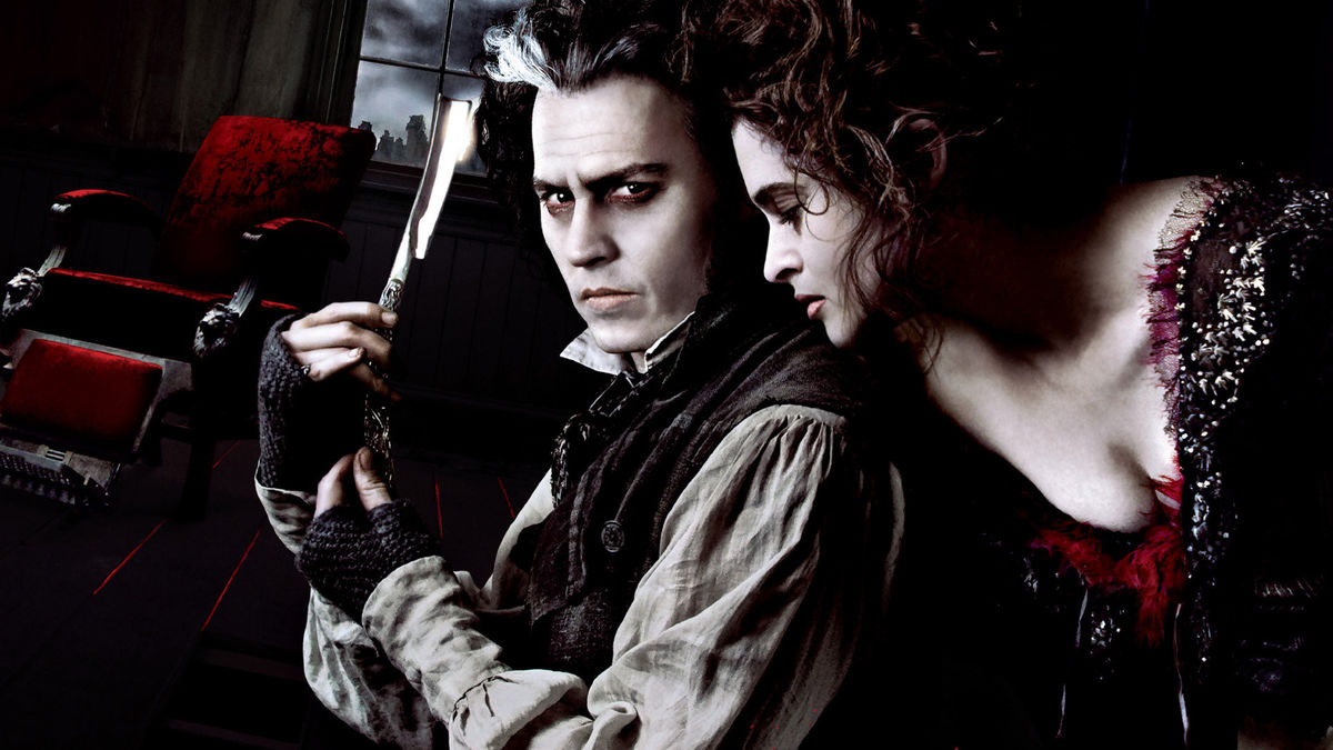 Sweeney Todd: The Demon Barber of Fleet Street (2007) directed by Tim  Burton • Reviews, film + cast • Letterboxd