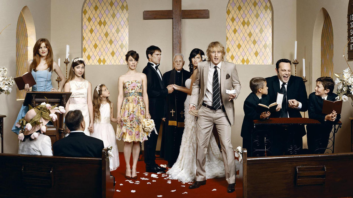Wedding Crashers 2005 Directed By David Dobkin Reviews Film Cast Letterboxd
