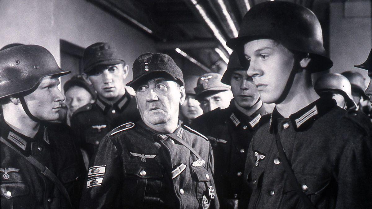 German Anti-War Film Die Brücke (The Bridge) ( Full Movie )