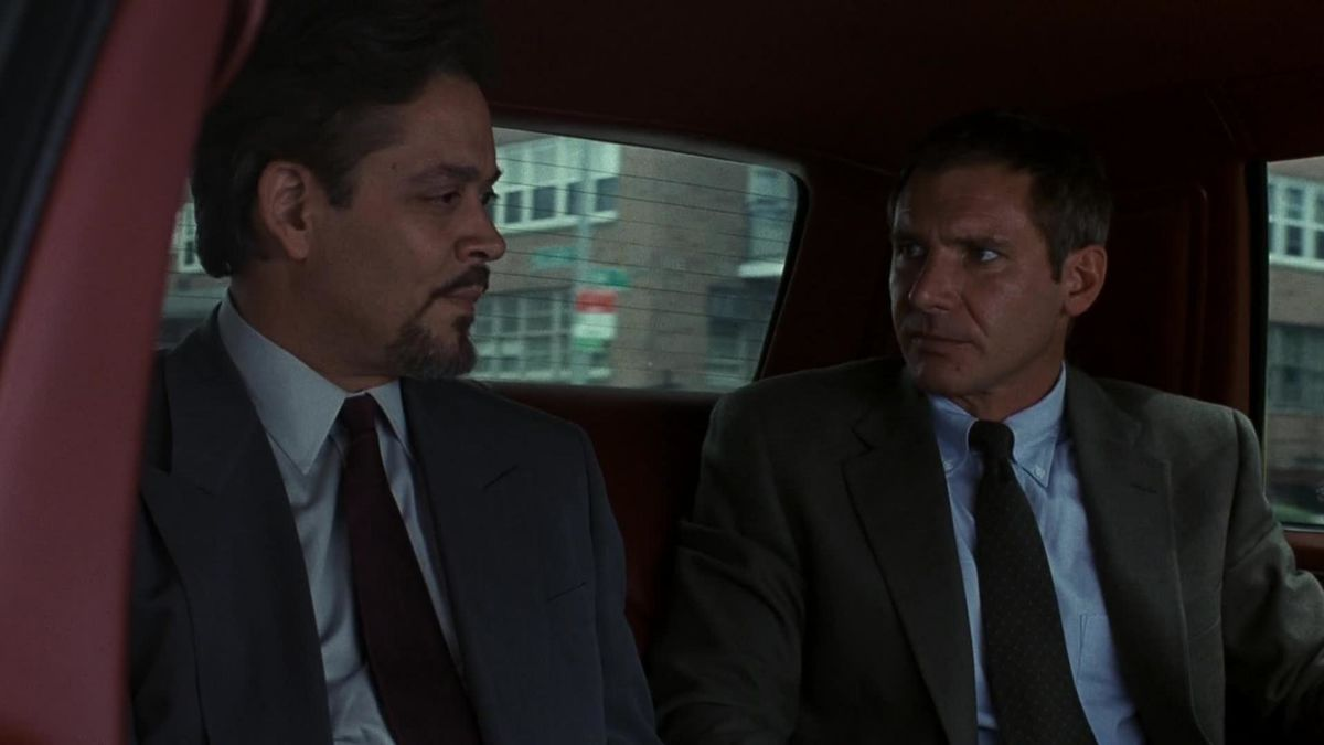 Presumed Innocent (1990) Directed By Alan J. Pakula U2022 Reviews, Film + Cast  U2022 Letterboxd  Presumed Innocent Ending