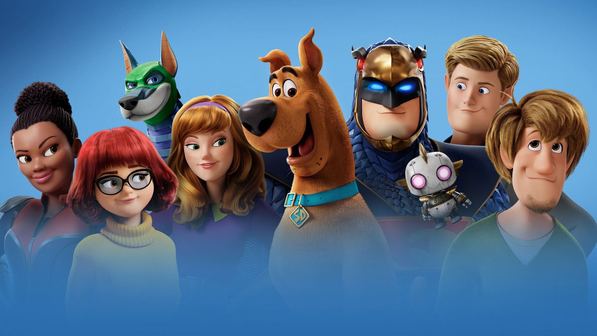 Scoob! (2020) directed by Tony Cervone • Reviews, film + cast • Letterboxd