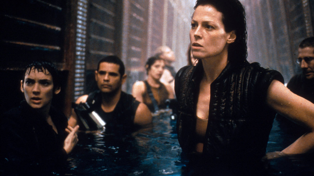 Alien Resurrection 1997 Directed By Jean Pierre Jeunet