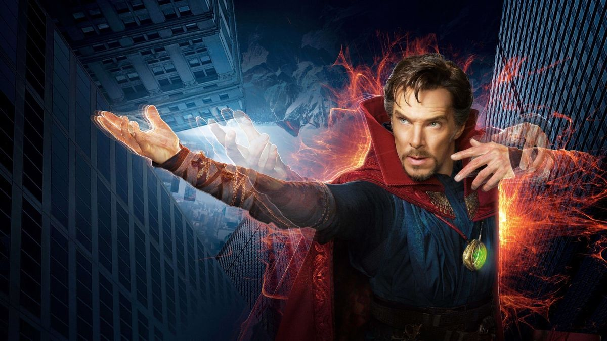 A ★★★★★ review of Doctor Strange (2016)