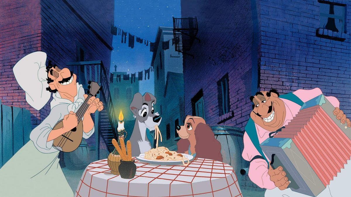 Lady And The Tramp 1955 Directed By Hamilton Luske Wilfred Jackson Et Al Reviews Film Cast Letterboxd