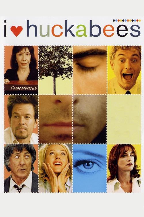 I ♥ Huckabees movie poster