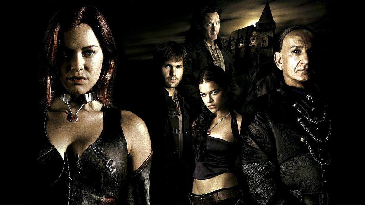 Bloodrayne 2005 Directed By Uwe Boll Reviews Film Cast