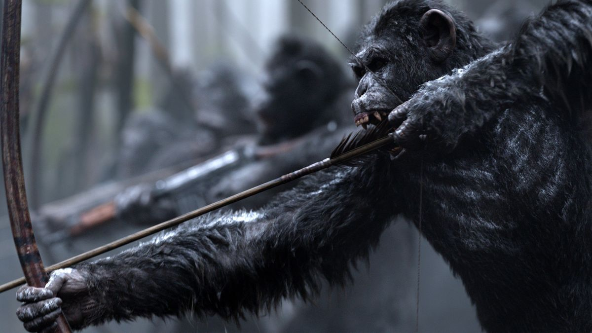 War For The Planet Of The Apes 2017 Directed By Matt Reeves Reviews Film Cast Letterboxd
