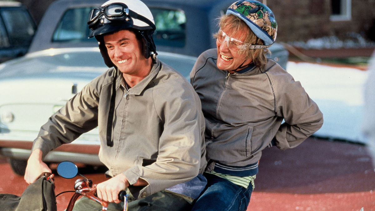 Dumb and Dumber (1994) directed by Peter Farrelly • Reviews