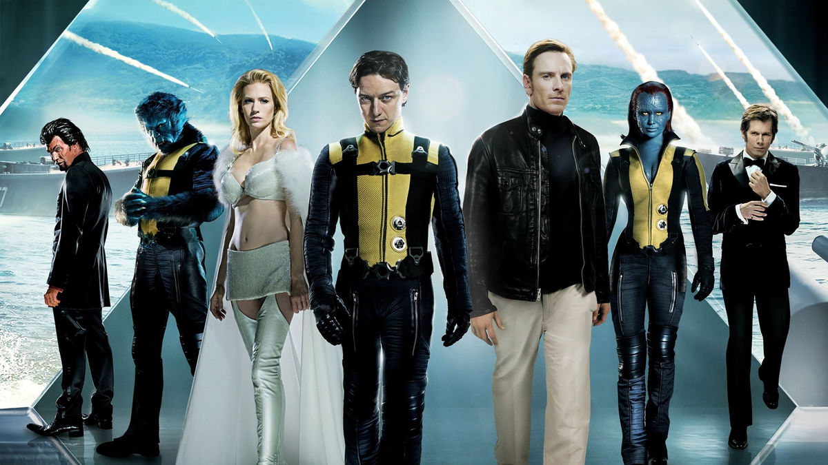‎X-Men: First Class (2011) directed by Matthew Vaughn ...