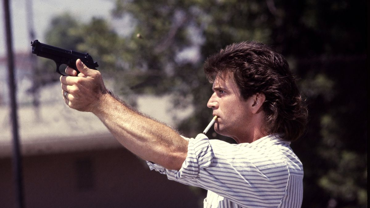 Image result for LETHAL WEAPON MEL GIBSON