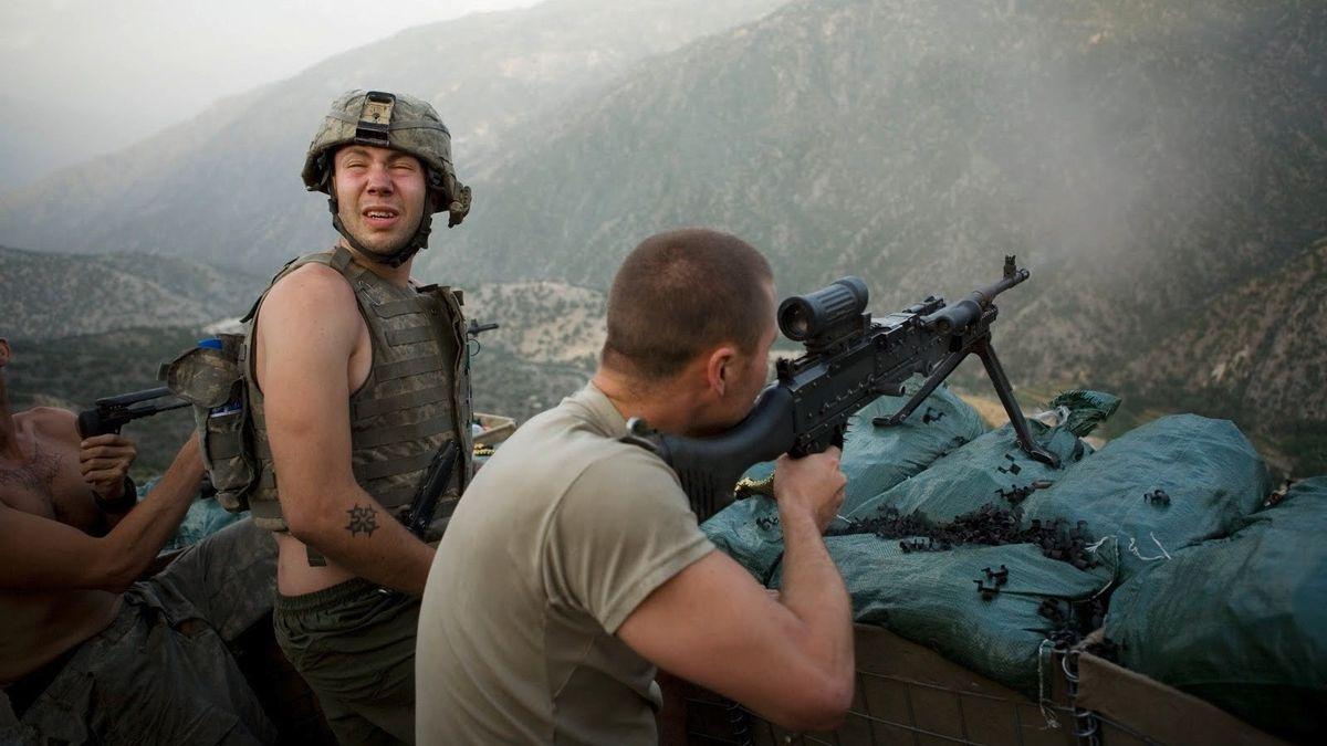 Restrepo - In Der Hölle Afghanistans Stream