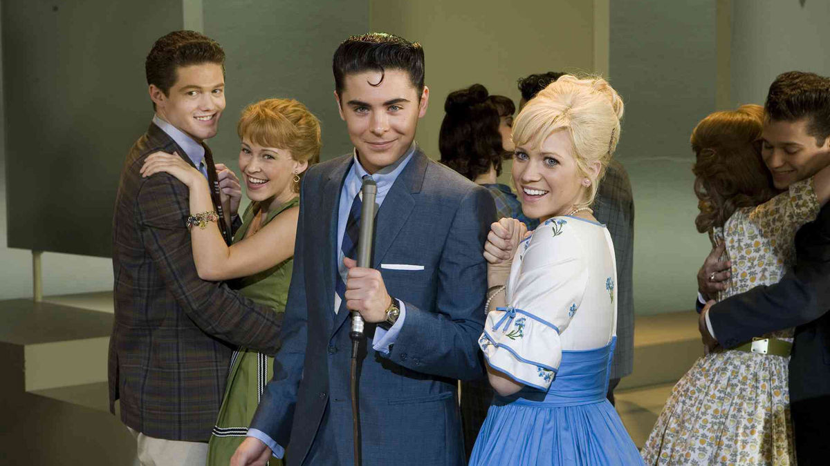 Hairspray 2007 Directed By Adam Shankman Reviews Film