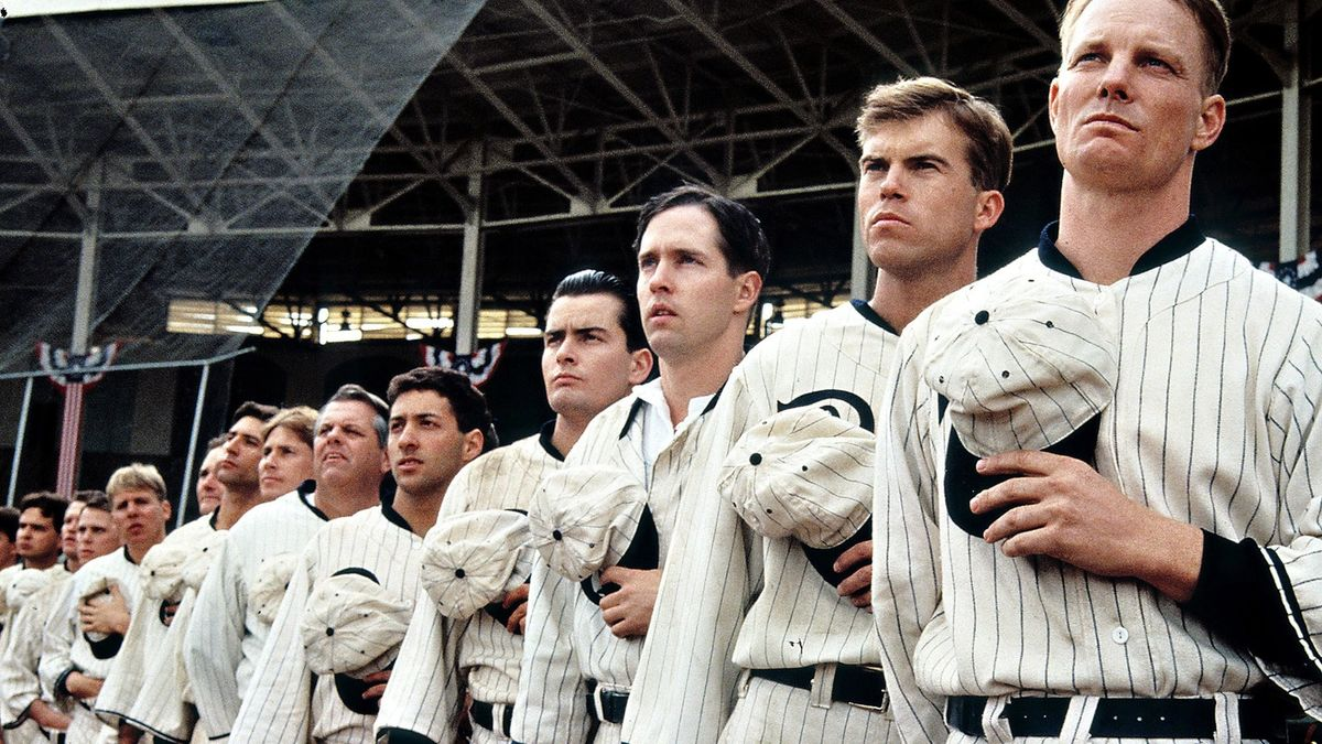 Eight Men Out (1988) – Drama, History, Sport