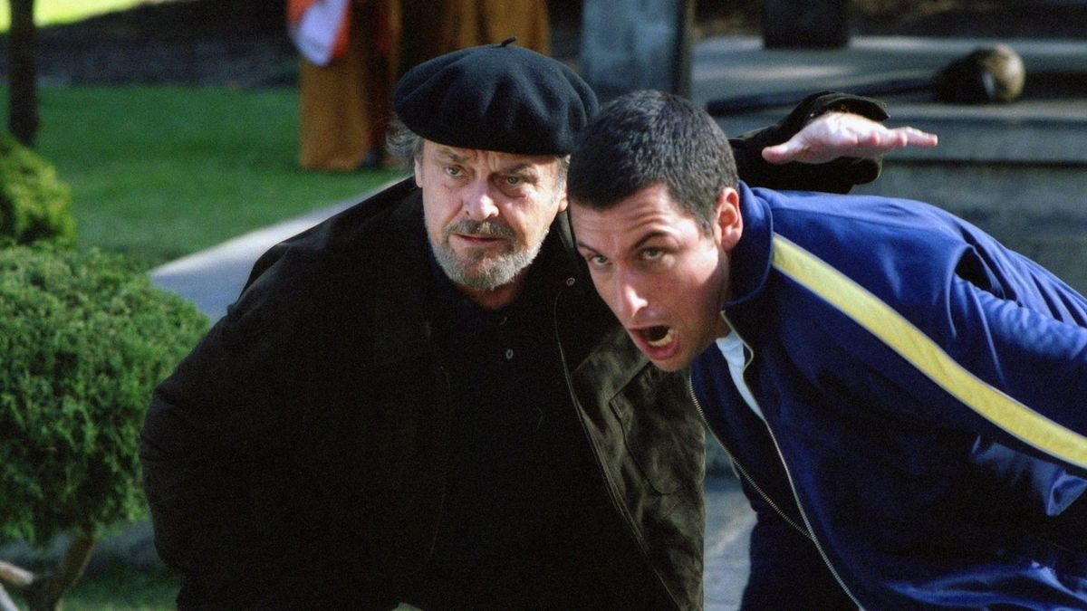 Anger Management 2003 Directed By Peter Segal Reviews Film Cast Letterboxd