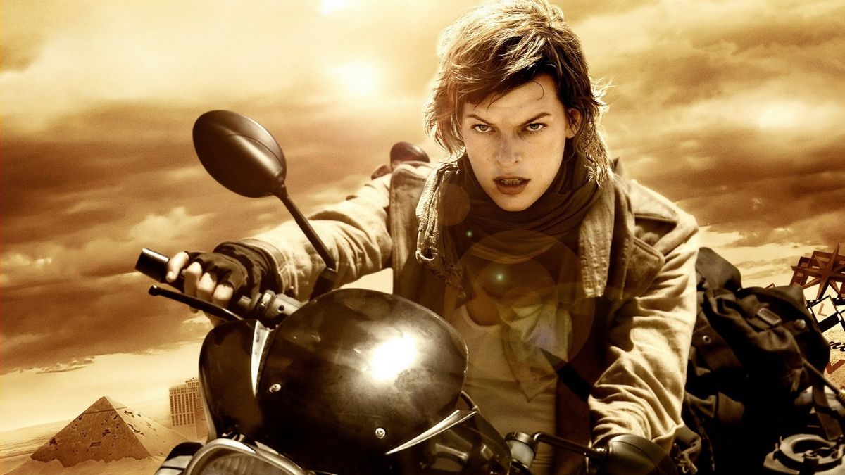 Resident Evil Extinction Review By Keith Uhlich Letterboxd