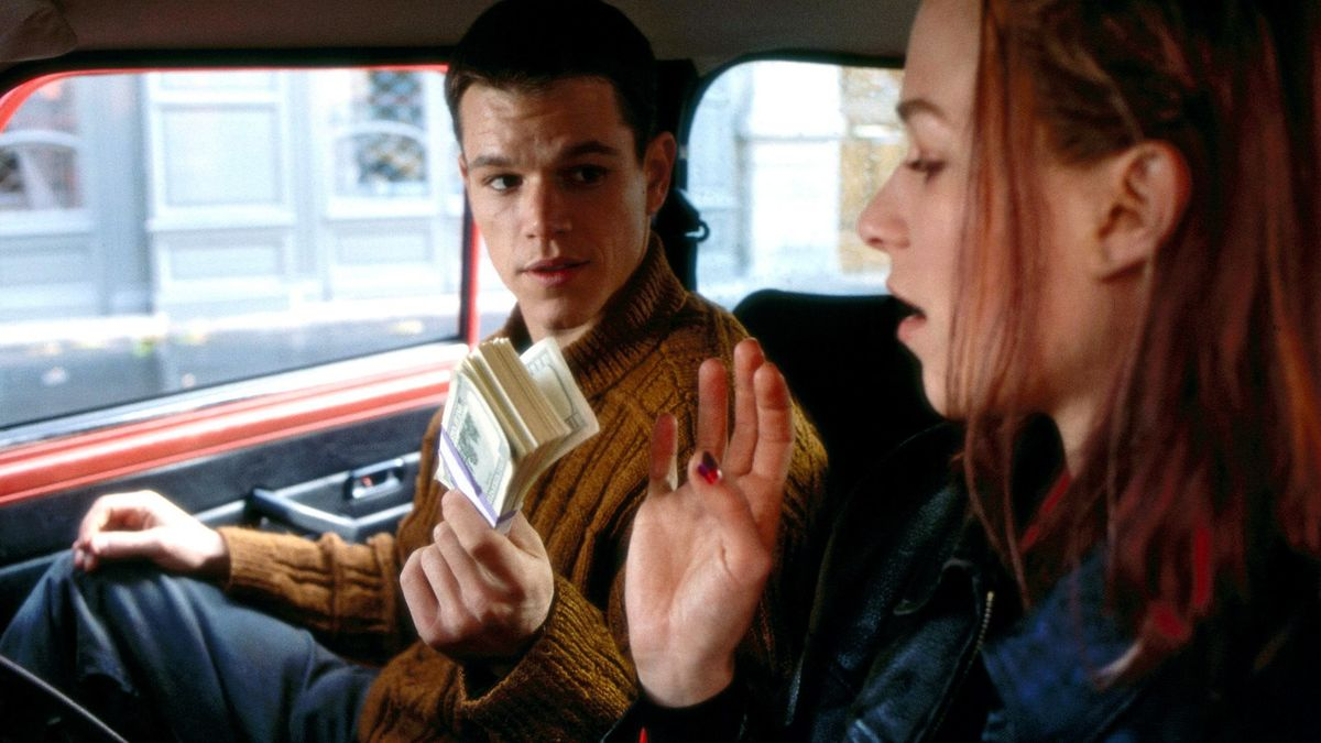 The Bourne Identity 2002 Directed By Doug Liman Reviews Film Cast Letterboxd