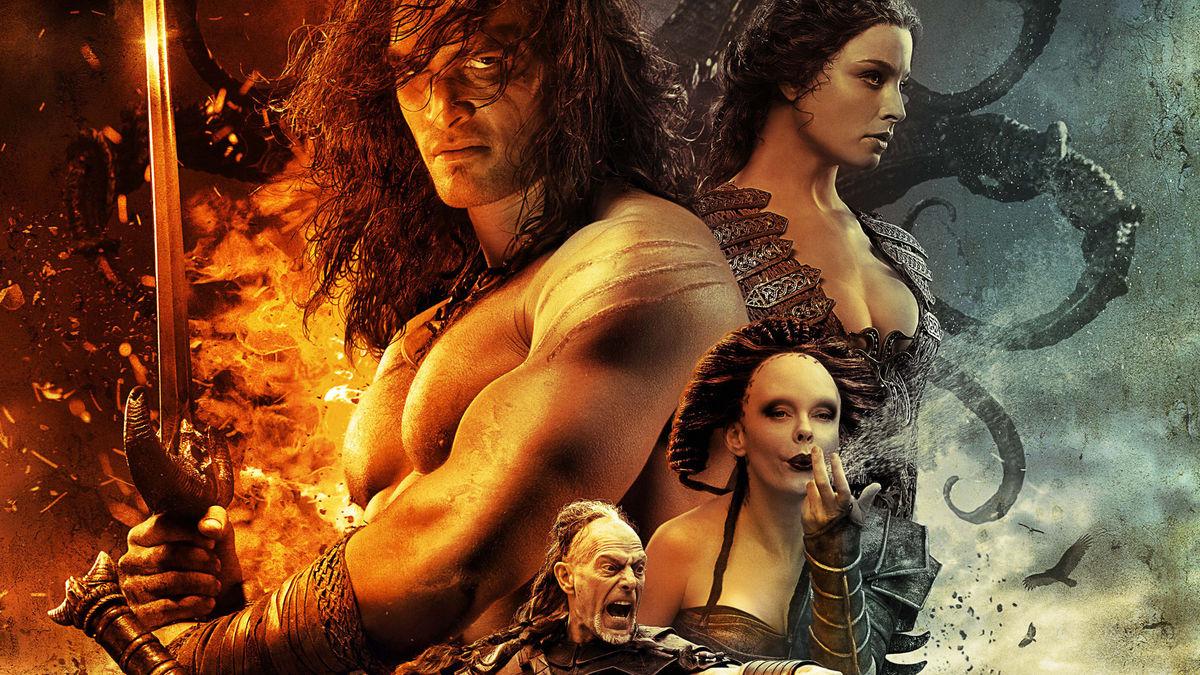 Conan 2011 Complete conan the barbarian (2011) directedmarcus nispel • reviews