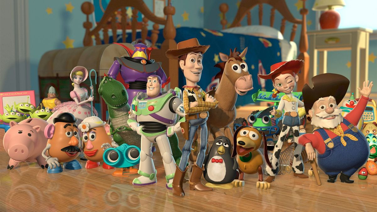 Toy Story 2 1999 Directed By John Lasseter Reviews Film