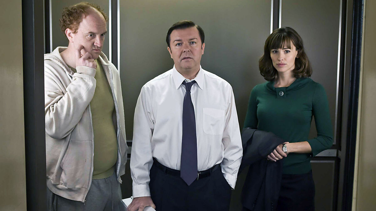 The Invention of Lying (2009) directed by Ricky Gervais, Matthew Robinson •  Reviews, film + cast • Letterboxd