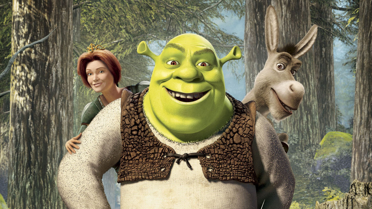 Image result for Shrek 2 (2004) bookmyshow