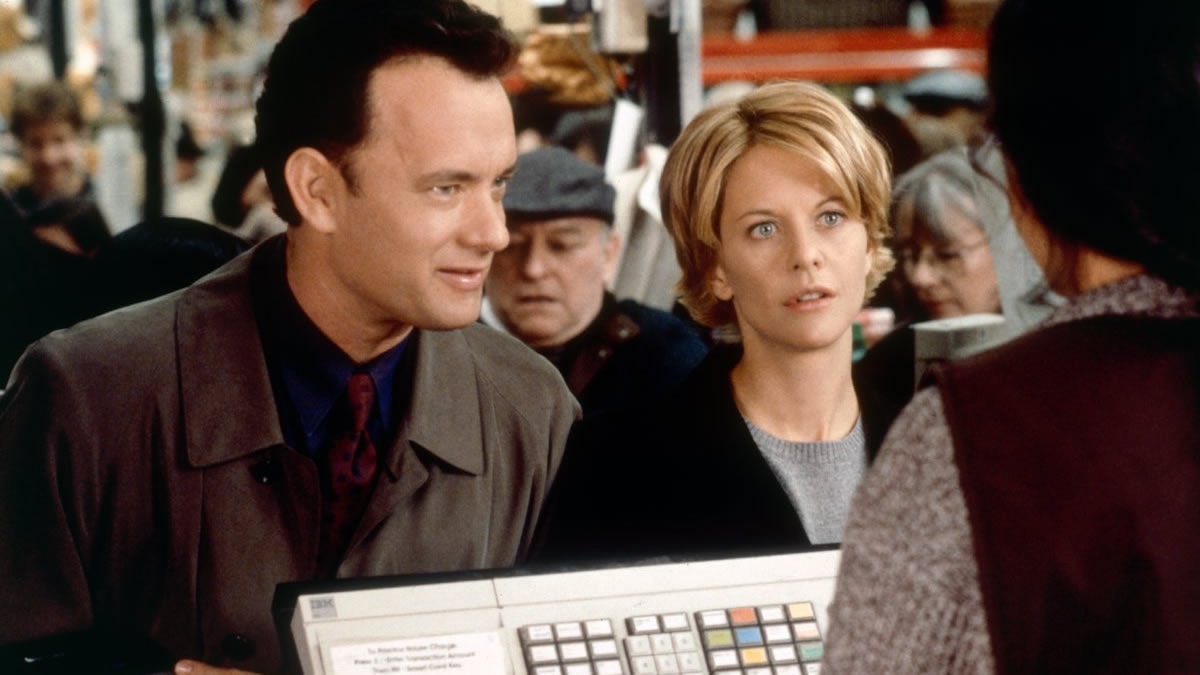 You Ve Got Mail 1998 Directed By Nora Ephron Reviews Film Cast Letterboxd