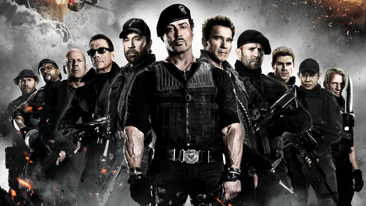 The Expendables 2 2012 Directed By Simon West Reviews Film Cast Letterboxd