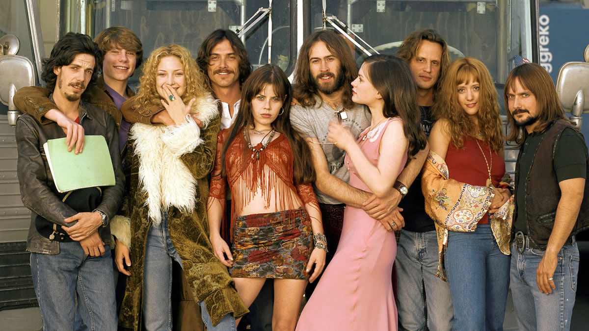 almost famous the movie Almost famous is an autobiographical inspired film about a 15-year-old who is hired by rolling stone magazine to follow and interview a rock band during their tour a film about growing up, first love, disappointment, and the life of a rock star.