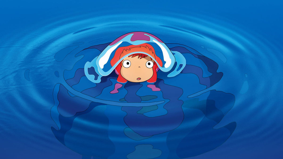 'Ponyo' review by Kevin Wight • Letterboxd