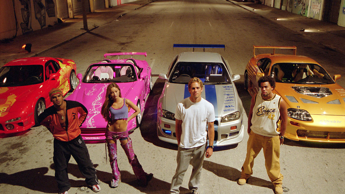2 Fast 2 Furious 2003 Directed By John Singleton Reviews Film Cast Letterboxd