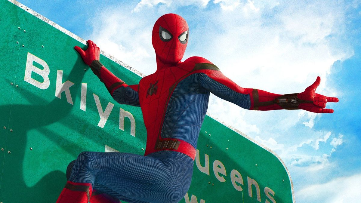 A ★ review of Spider-Man: Homecoming (2017)