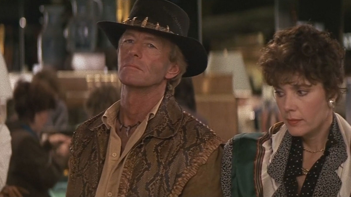 Crocodile Dundee Ii 1988 Directed By John Cornell Reviews Film Cast Letterboxd